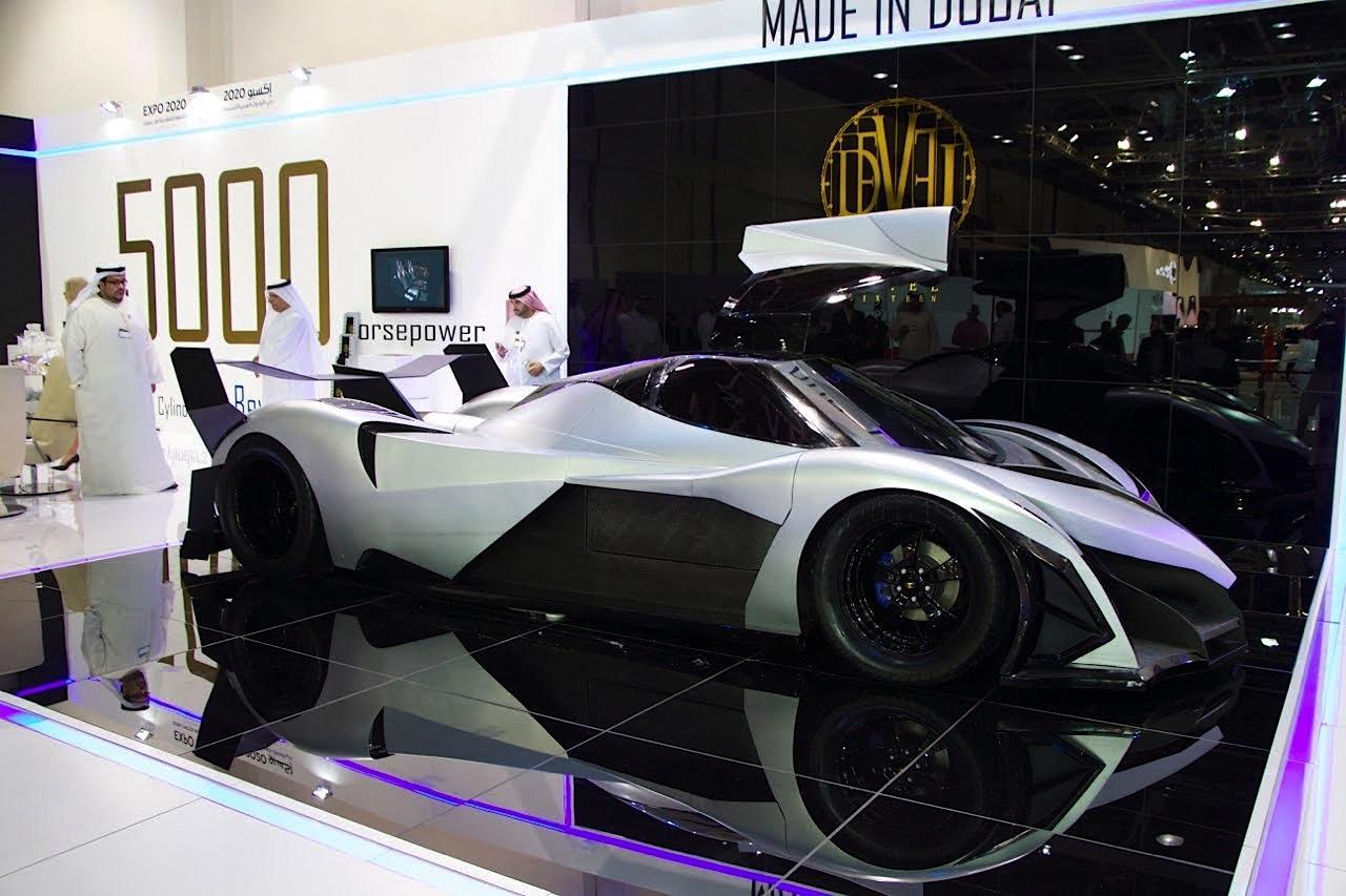 Siêu xe Devel Sixteen là siêu xe ảo nhất thế giới