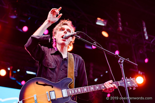 Joel Plaskett at Riverfest Elora on Friday, August 16, 2019 Photo by John Ordean at One In Ten Words oneintenwords.com toronto indie alternative live music blog concert photography pictures photos nikon d750 camera yyz photographer summer music festival guelph elora ontario