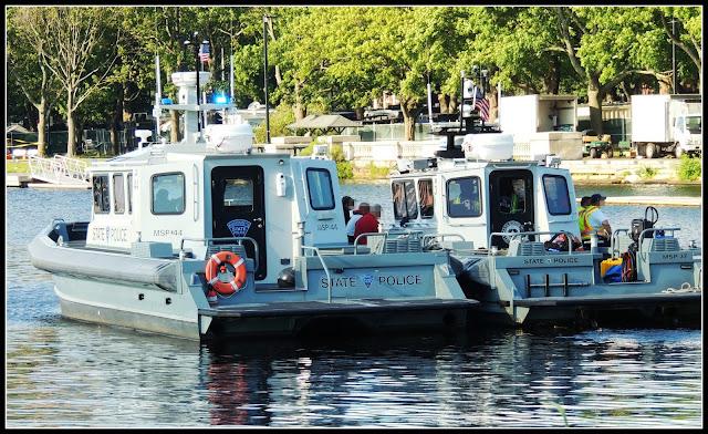 Seguridad Policial en el 4 de Julio