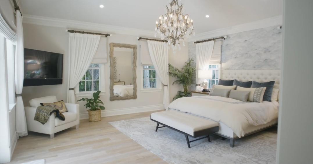 26 Photos vs. 1230 N Ocean Blvd, Gulf Stream, FL Luxury Mansion Tour Interior Design
