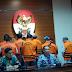 KPK Tahan 11 Eks Anggota DPRD Sumut terkait Suap APBD TA 2012-2014