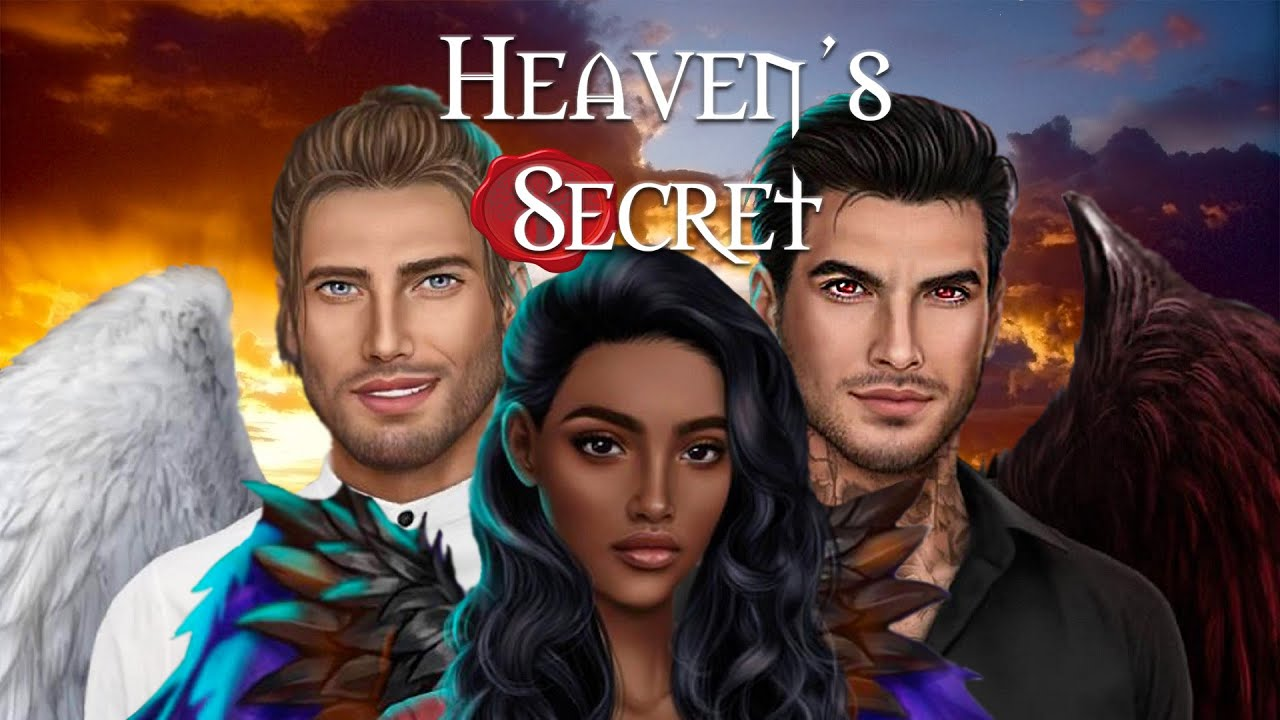 """""""Romance Club. The secret of heaven. """" The path of the angel - how to pump?"""