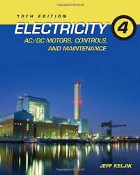 Download Electricity 4 AC/DC, Motors, Controls and Maintenance pdf free