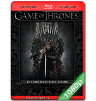 GAME OF THRONES: PRIMERA TEMPORADA COMPLETA (2011) FULL 1080P HD MKV ESPAÑOL LATINO