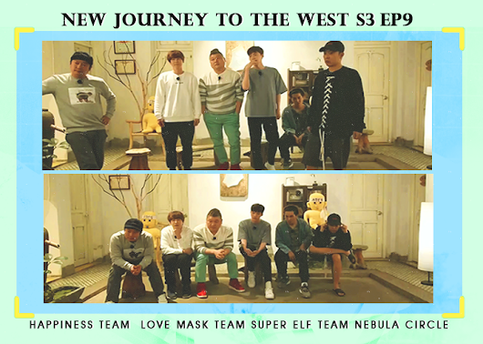 New Journey To The West S3 - EP09
