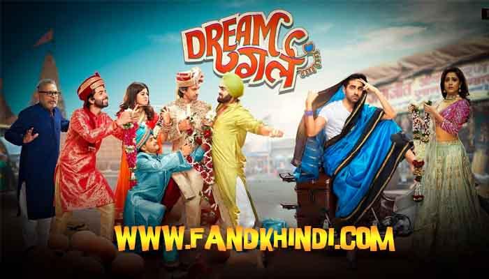 Dream Girl [2019] Full HD Movie Download