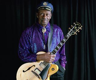 Chuck Berry Photograph