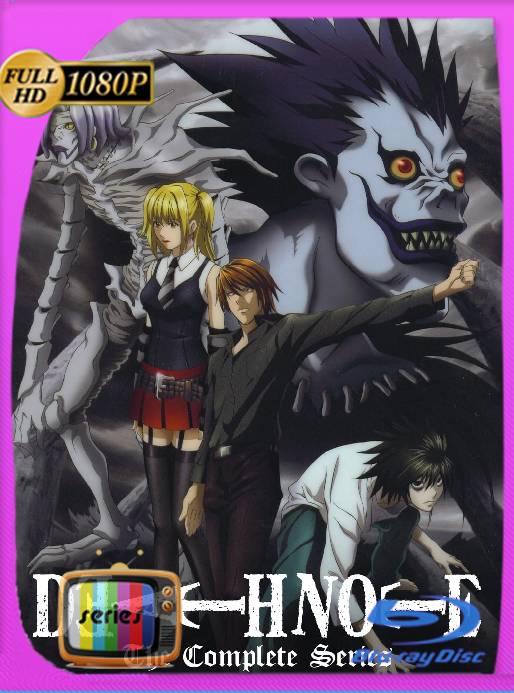 Death Note (2006-2007) Serie Completa [1080p] Latino [GoogleDrive] Ivan092