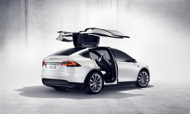 2021 Tesla Model X Review