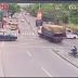 MUST WATCH : TRUCK NANG-ARARO, SAPUL SA CCTV!!!