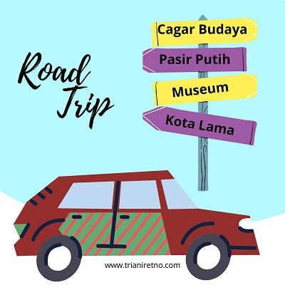 road trip seru bersama keluarga