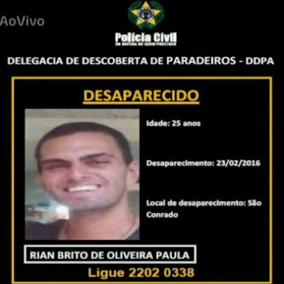 filho-do-ator-Nizo-Neto-Rian-Brito-de-Oliveira-Paula-foi-encontrado-na-mata
