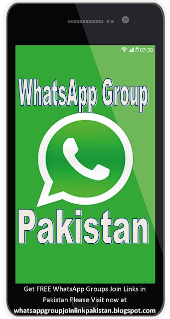 Get FREE WhatsApp Groups Join Links in Pakistan