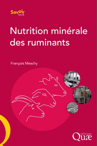 Nutrition minérale des ruminants - WWW.VETBOOKSTORE.COM