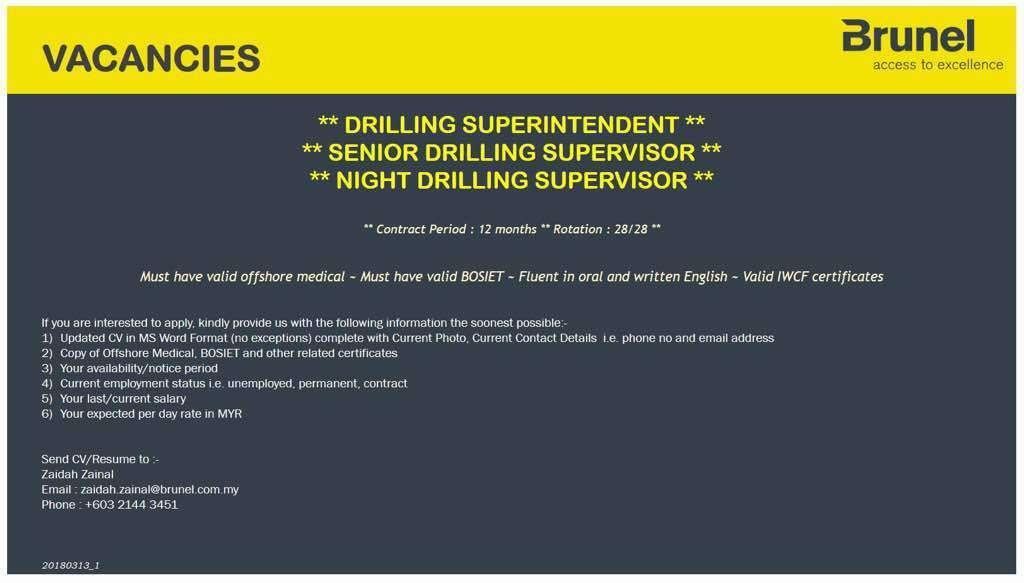 JOBSADVERTOG BLOGSPOT COM: Brunel Energy