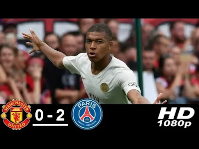 Manchester United vs PSG 0-2 Football Highlights and Goals 2019