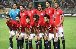 رسميا تشكيل المنتخب المصري امام أوغندا في كأس الأمم الأفريقية