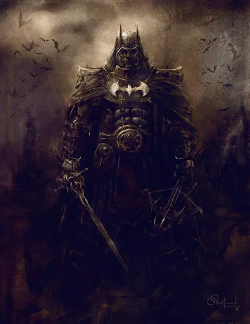 Batman medieval