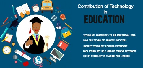 Contribution of Technology in Education