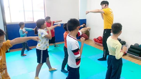 彰化兒少中心防疫新生活運動營 鍛鍊身體長知識