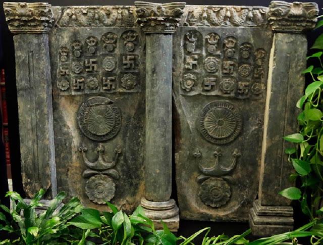 US returns smuggled Buddha sculpture to Pakistan