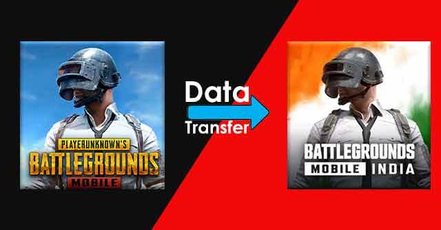 PUBG Mobile का पुराना डाटा Battleground Mobile India में कैसे ट्रांसफर करें।