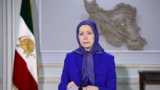 رجوي تدعو أوروبا لقطع أذرع إرهاب إيران