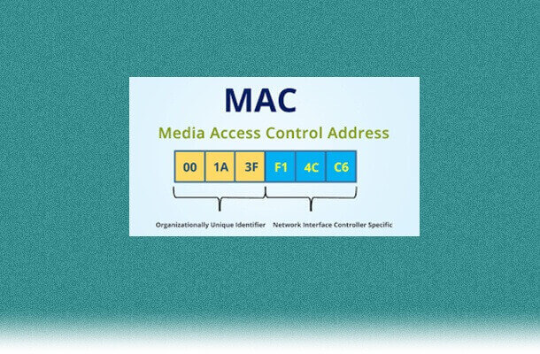 cara mengetahui mac address laptop