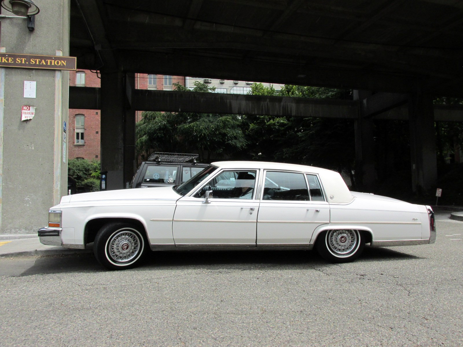 Seattle's Classics: 1982 Cadillac Sedan DeVille