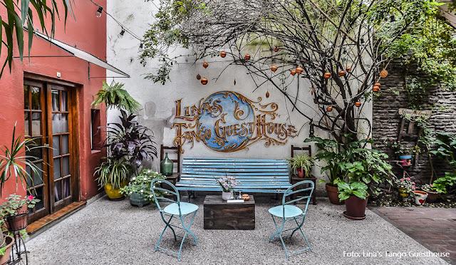 Hospedagem em Buenos Aires: Lina's Tango Guesthouse