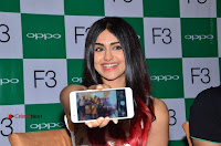 Bollywood Actress Adah Sharma Pos in White Printed Short Dress at OPPO F3 Plus Selfie Expert Mobile Launch .COM 0072.jpg