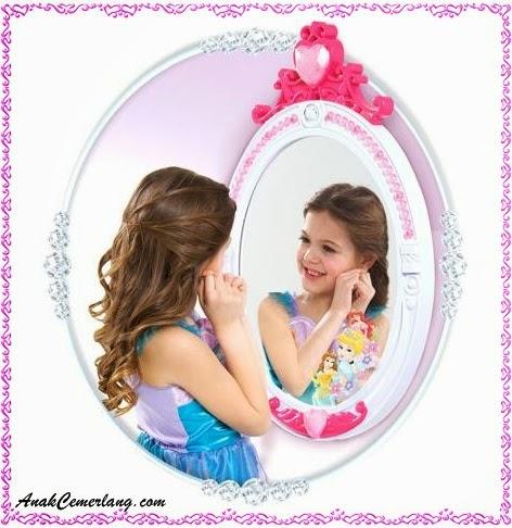 Dongeng Putri Malu Dan Cermin Ajaib