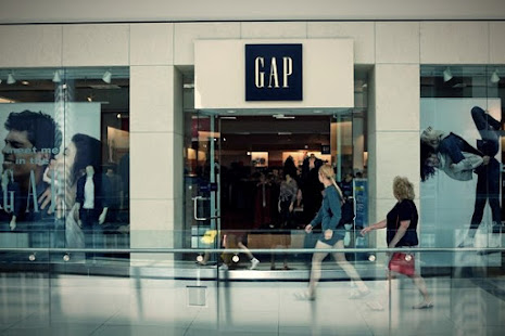 شركة الازياء العالمية  GAP