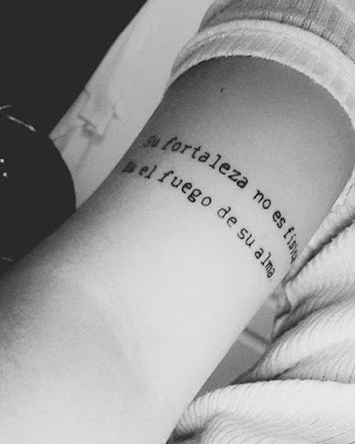 Tatuajes para indecisas