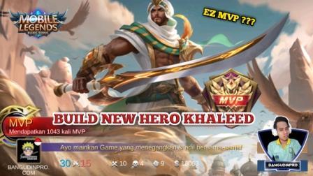 Build Hero Baru Khaleed