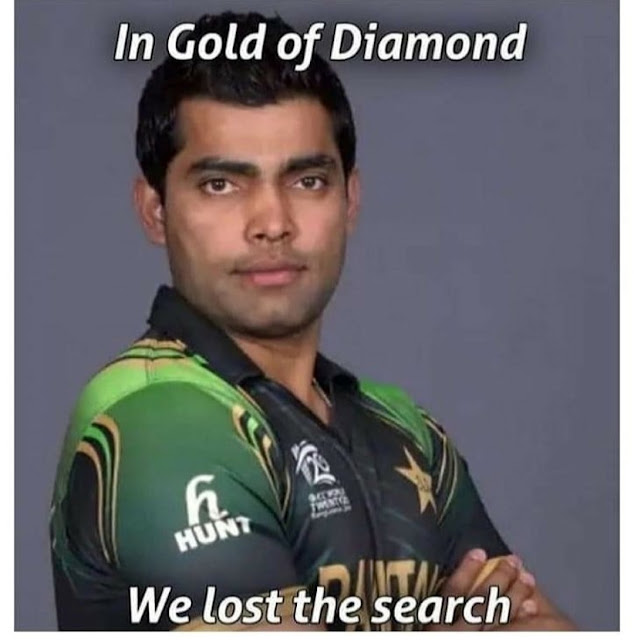 In Search of Gold, We Lost Diamond MeMes Hindi