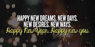 happy new year emotional messages
