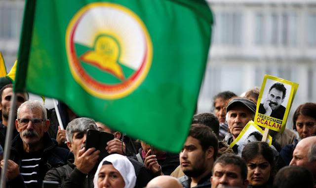 Διαδηλώσεις σε όλη την Ευρώπη υπέρ των Κούρδων