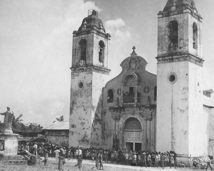 Palo Cathedral Leyte