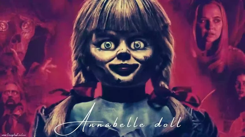Real story annabelle doll | Annabelle movie | creepy spooky & ghost story
