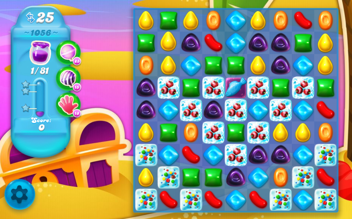 Candy Crush Soda Saga 1056