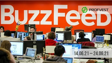 Важные новости из мира финансов и экономики за 18.06.21 - 24.06.21. BuzzFeed выходит на биржу