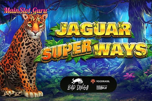 Main Gratis Slot Demo Jaguar Super Ways Yggdrasil