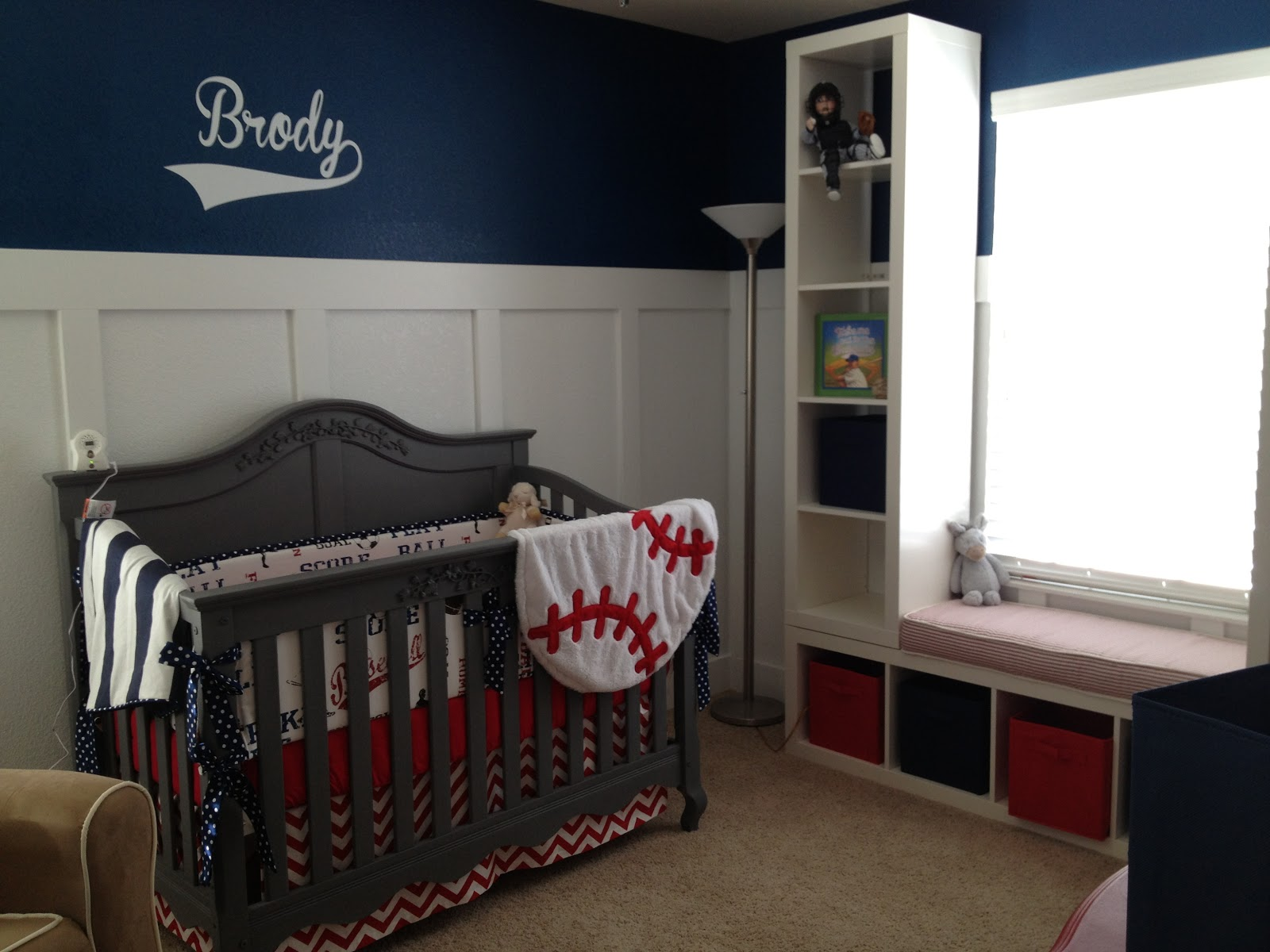 Mitchell's: One Year Down, Forever To Go: Brody's Nursery ...