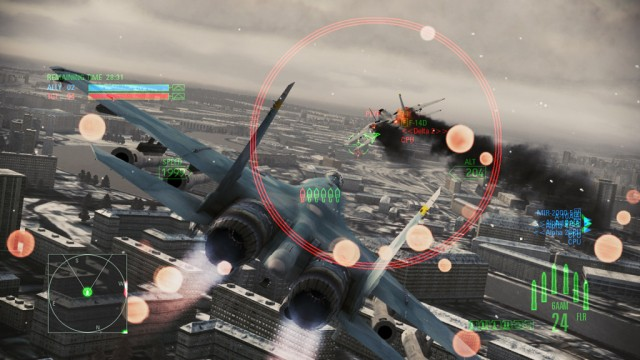 Ace Combat Assault Horizon Download Full Setup