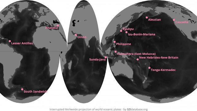 New study unravels secret to subduction