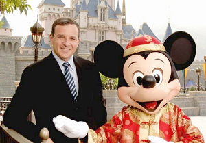 Information About Robert Iger CEO of Walt Disney Company