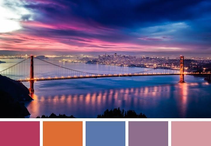 Golden Gate Color Pick