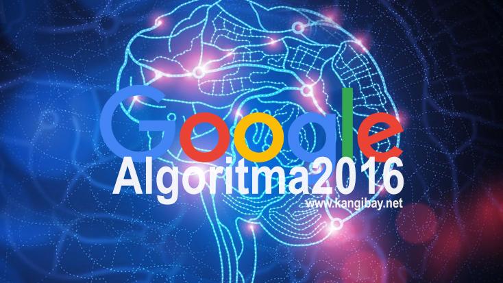 Algoritma Google Tahun 2016
