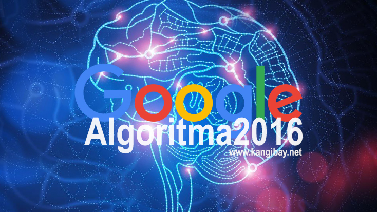 algoritma google 2016